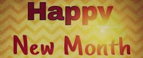 Happy New Month (February 2016)!